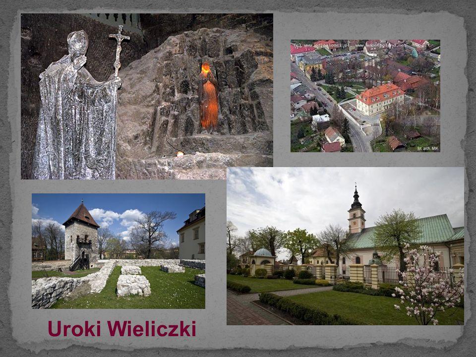 Uroki Wieliczki
