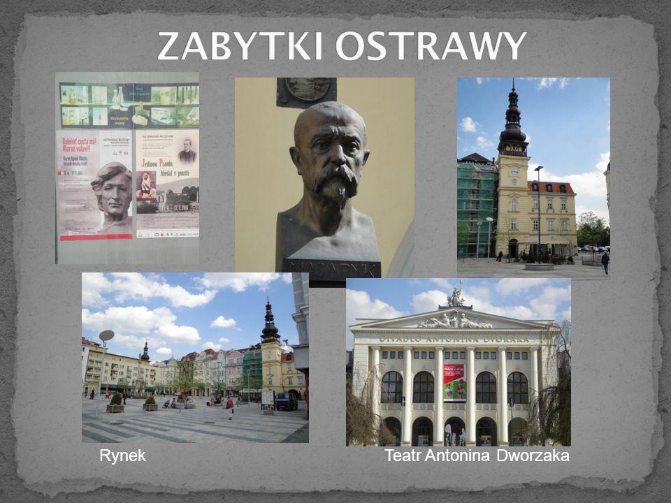 Rynek Teatr Antonina Dworzaka