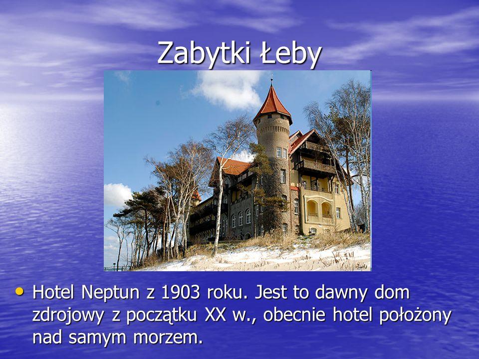 Zabytkowy Kościół Wniebowstąpienia Najświętszej Marii Panny W 1683 roku po wcześniejszych pożarach i zniszczeniu pierwotnego kościoła powstał nowy koś