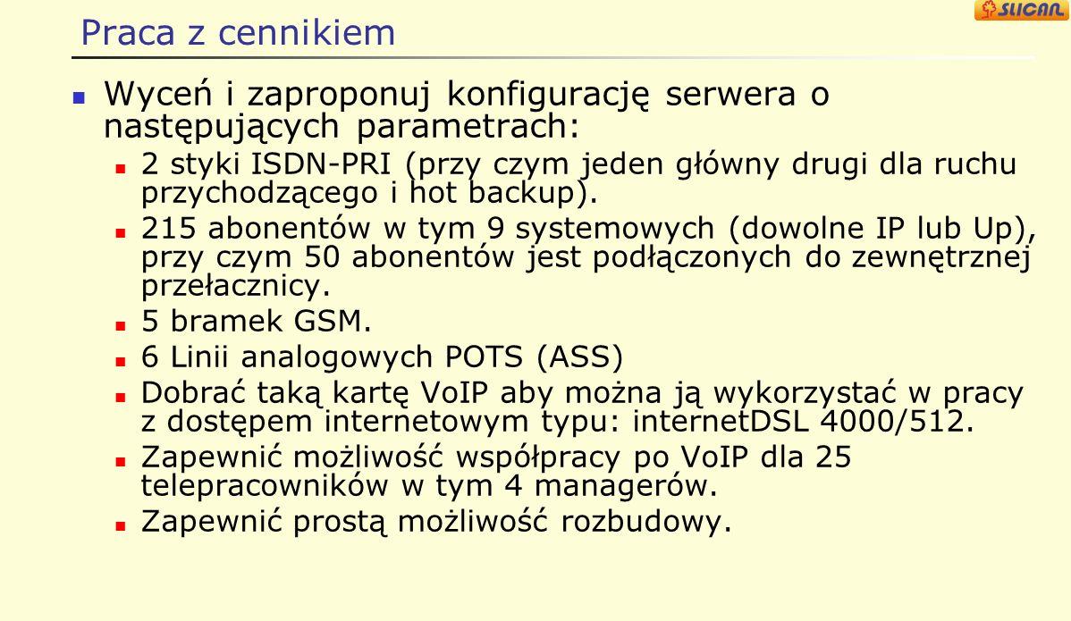 Baza w MAC-6400 – oznaczenia modeli – Basic Unit Konfiguracje bazowe/fabryczne Slican MAC-6400.XU-YSH, 32AB X=>12 tzw. mała szafa – max. 2 półki. Zaws