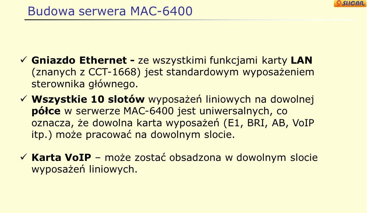 Szczegóły dziewiętnastek 1.Szafy 19 2.Zasilacze: a)Główny: 320W/640W b)Półkowe 3.Półki 4.Połączenia półek: a)Sygnalizacja b)PCM c)Zasilanie