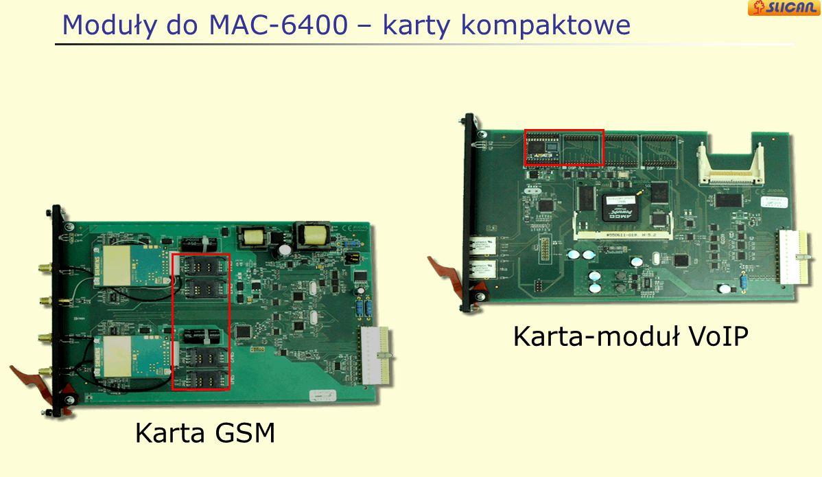 Budowa serwera MAC-6400 Wszystkie 10 slotów wyposażeń liniowych na dowolnej półce w serwerze MAC-6400 jest uniwersalnych, co oznacza, że dowolna karta