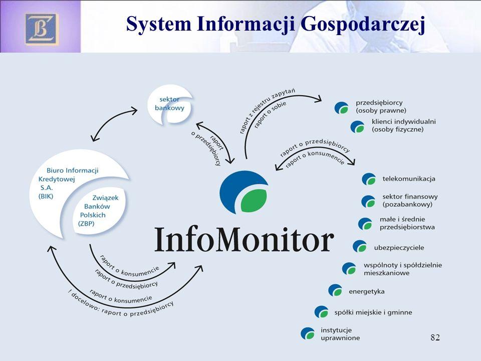 System Informacji Gospodarczej 82