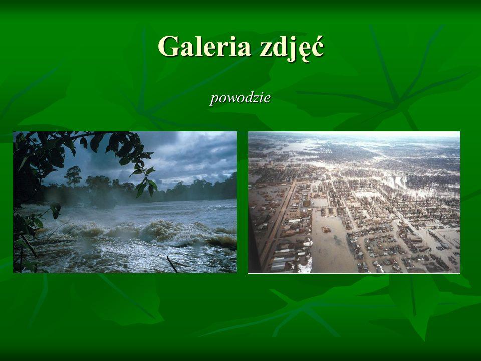Galeria zdjęć powodzie