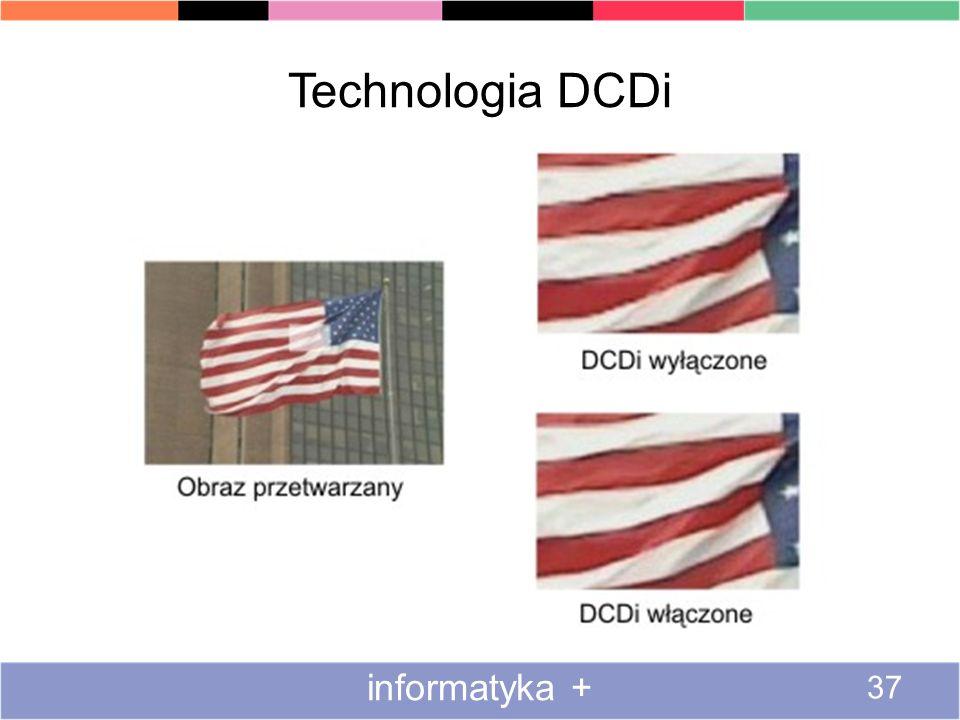 Technologia DCDi informatyka + 37