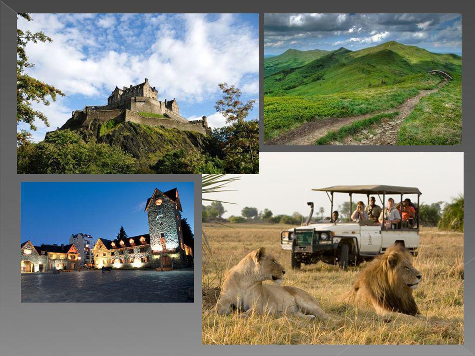 Podróże mające na celu obserwowanie i poznawanie przyrody: roślin, zwierząt, form geologicznych, obszarów wodnych,