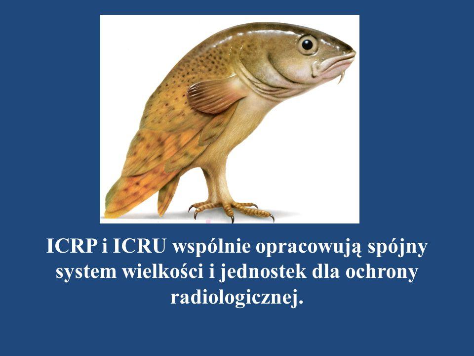 ICRP i ICRU wspólnie opracowują spójny system wielkości i jednostek dla ochrony radiologicznej.
