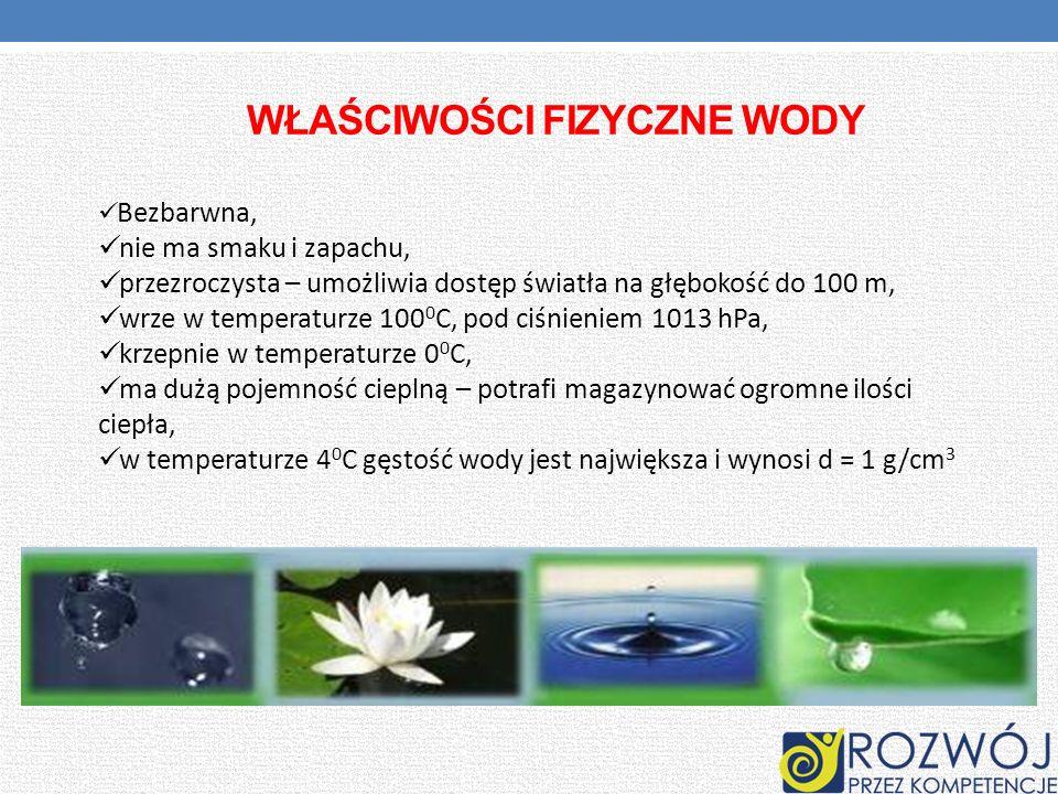 Zasoby wodne Polski Zasoby wodne w Polsce są stosunkowo małe.