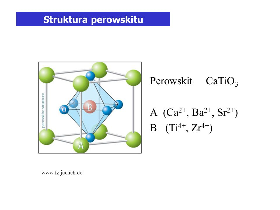 Ruch magnesu ferrytowego Ferryty materiały tlenkowe zawierające jony Fe +3 posiadające właściwości ferrimagnetyków Typy struktur: -Spinelu –MeFe 2 O 4 (reg.) izomorficzne z minerałem spinelem (MgAl 2 O 4 ) np.