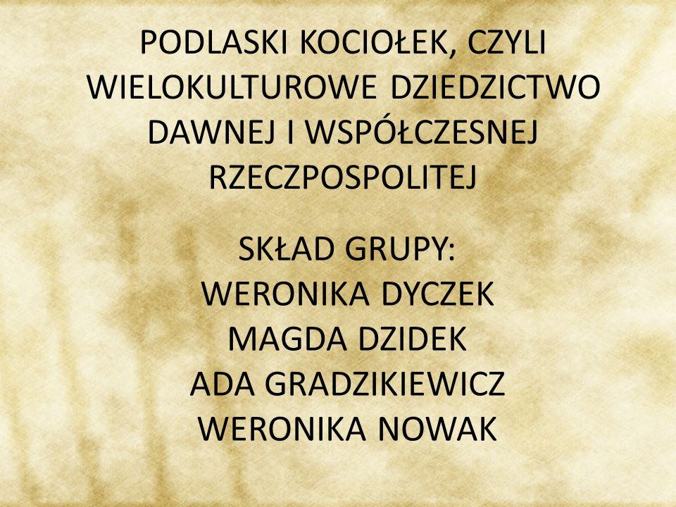 PROMOTOR PROJEKTU: PANI MGR MONIKA WITALIS-MALINOWSKA
