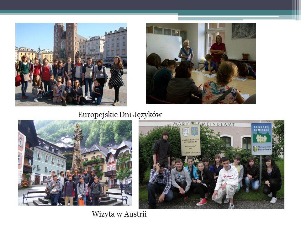 Europejskie Dni Języków Wizyta w Austrii