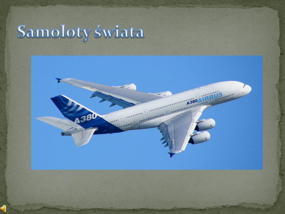 Samolot – statek powietrzny cięższy od powietrza (aerodyna), utrzymujący się w powietrzu dzięki wytwarzanej sile nośnej za pomocą nieruchomych, w danych warunkach względem statku skrzydeł.