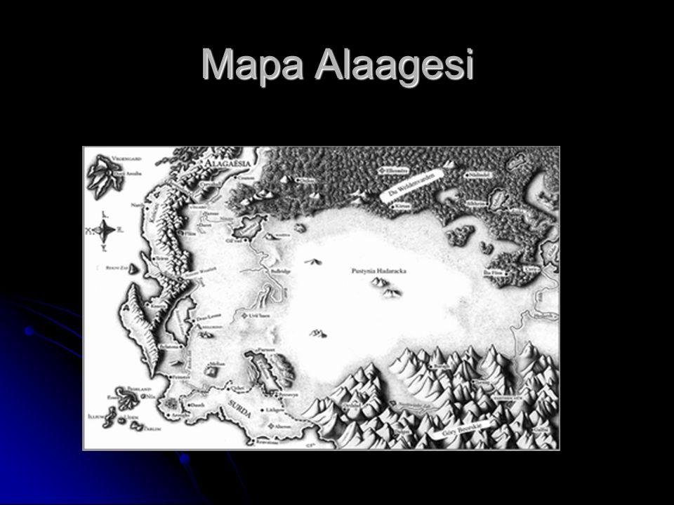 Mapa Alaagesi