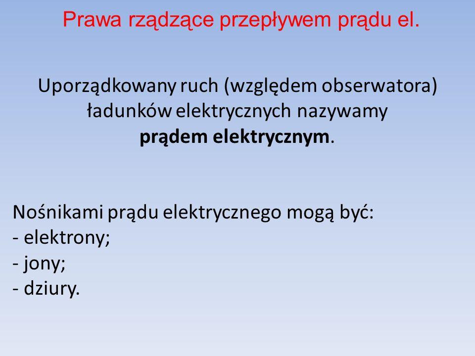 Prawa elektrolizy II prawo Faradaya – równoważniki elektrochemiczne k pierwiastków są proporcjonalne do ich równoważników chemicznych gdzie F jest tzw.