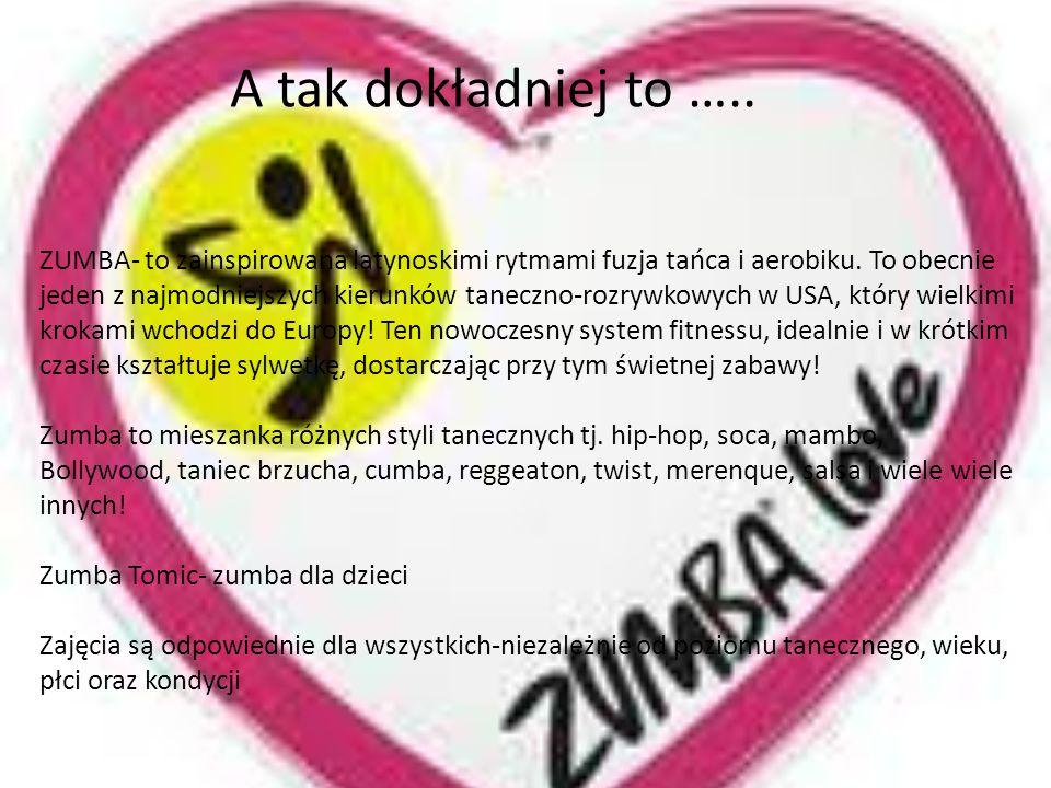 Wiele gwiazd pracuje dla marki Zumby m.in. SHAKIRA PITBULL