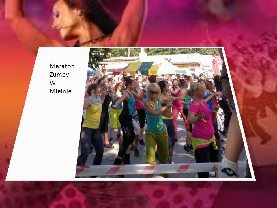 Maraton Zumby w Stolicy Czech-Pradze