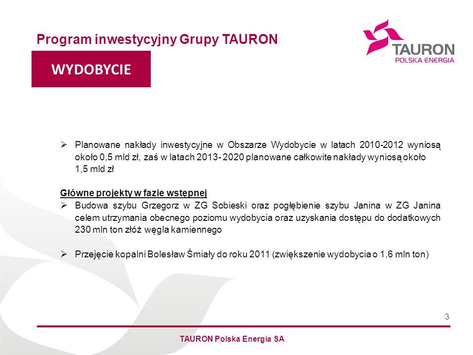 Imię Nazwisko Autora Dziękuję za uwagę TAURON Polska Energia SA, ul.
