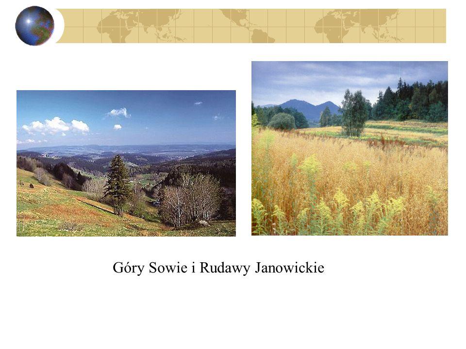Góry Sowie i Rudawy Janowickie