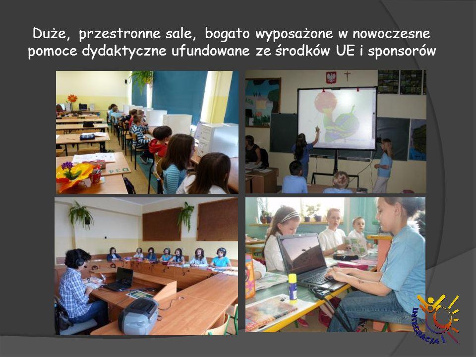 W szkole pracuje wysoko wykwalifikowana kadra pedagogiczna: - logopeda, surdopedagog, - oligofrenopedagodzy, - pedagog szkolny, - terapeuci, - socjoterapeuci.