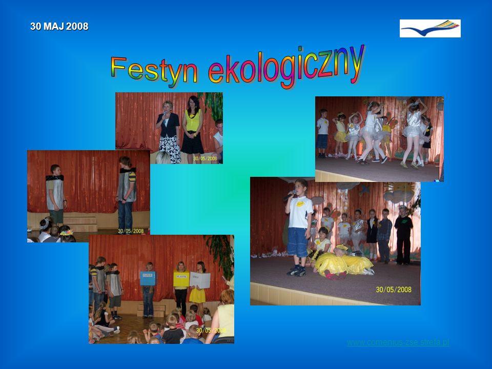 www.comenius-zse.strefa.pl 30 MAJ 2008