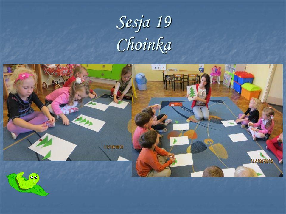 Sesja 19 Choinka