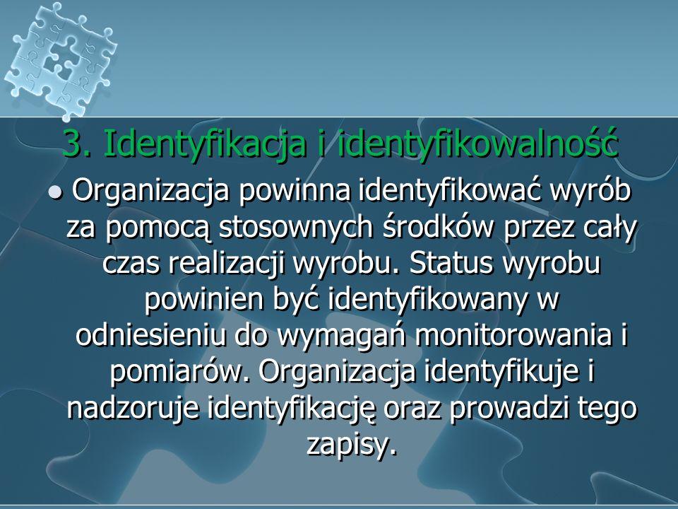 Ustalenia dotyczące tych procesów powinny być określone przez organizację, jeżeli ma to zastosowanie obejmujące: a) Przegląd i zatwierdzenie procesów