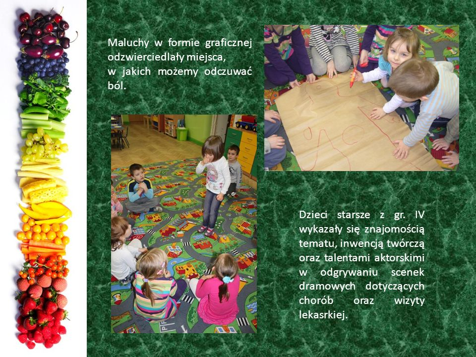 MYDŁO WSZYSTKO UMYJE Przedszkolaki samodzielnie korzystają z łazienki przedszkolnej.