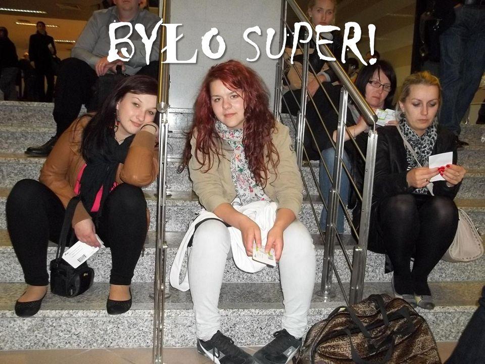 BY Ł O SUPER!