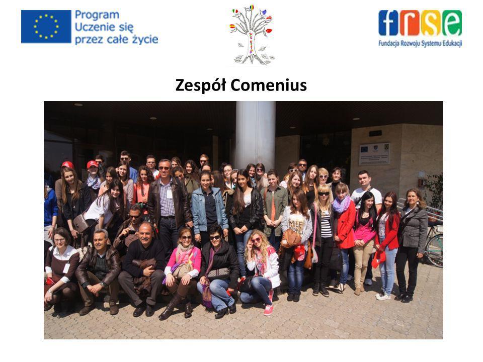 Zespół Comenius