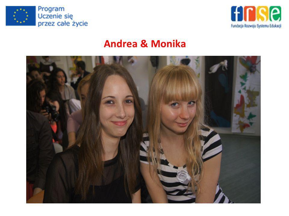 Andrea & Monika
