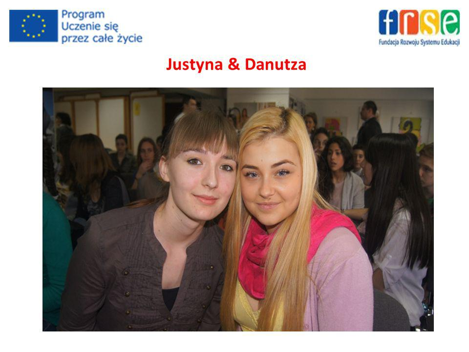 Justyna & Danutza