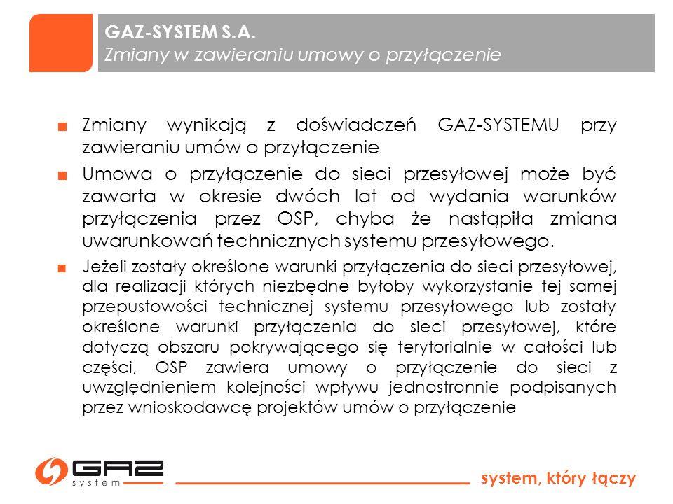 system, który łączy 7 W wyniku konsultacji doprecyzowano kwestie, związane z CRG D i CRG D Dodanie definicji Ceny Referencyjnej Dostawy ( CRG D ) i Ceny Referencyjnej Poboru ( CRG D ) i Wprowadzono średni kurs Narodowego Banku Polskiego do przeliczeń CRG D i CRG P w przypadku transakcji wyrażonych w walucie obcej Dodanie terminu publikacji CRG D i CRG P – do godziny 12:00 za poprzednią dobę gazową GAZ-SYSTEM S.A.