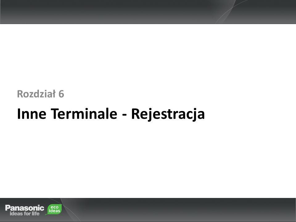 Inne Terminale - Rejestracja Rozdział 6