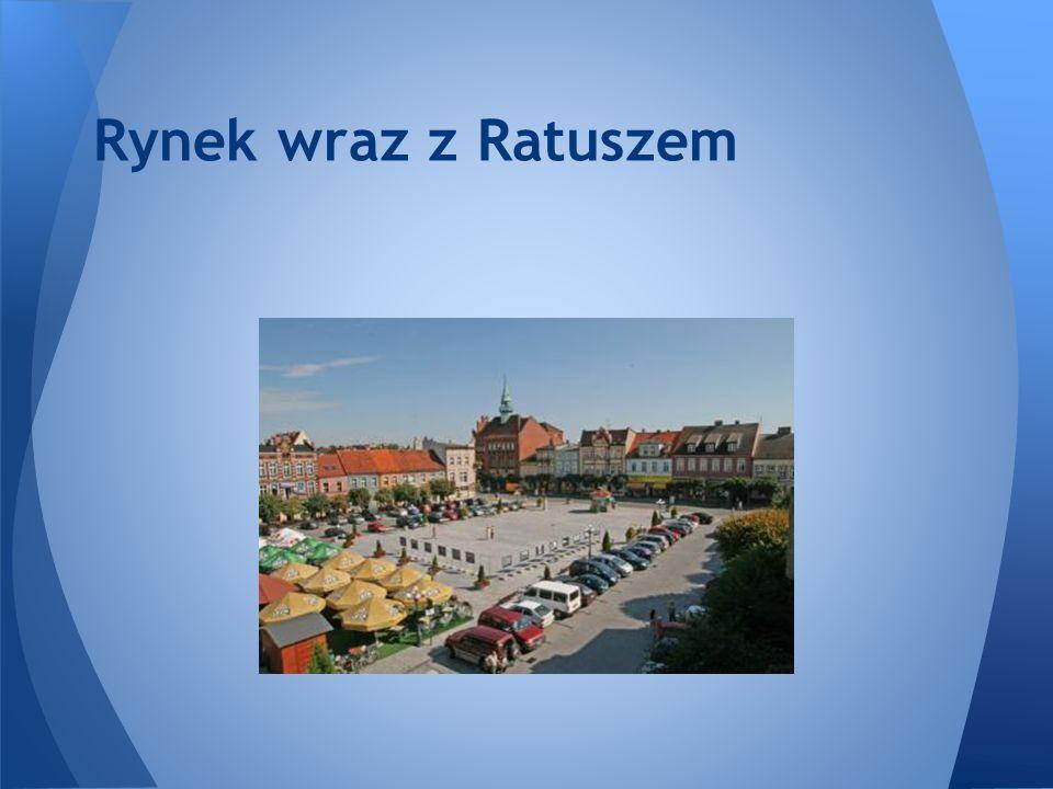 Rynek wraz z Ratuszem