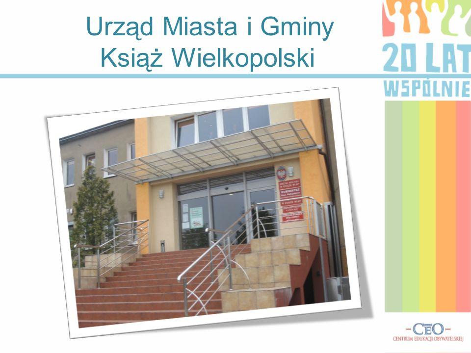 Wywiady z mieszkańcami gminy Książ Wielkopolski W ostatnich latach widać w naszym mieście i gminie duże zmiany.