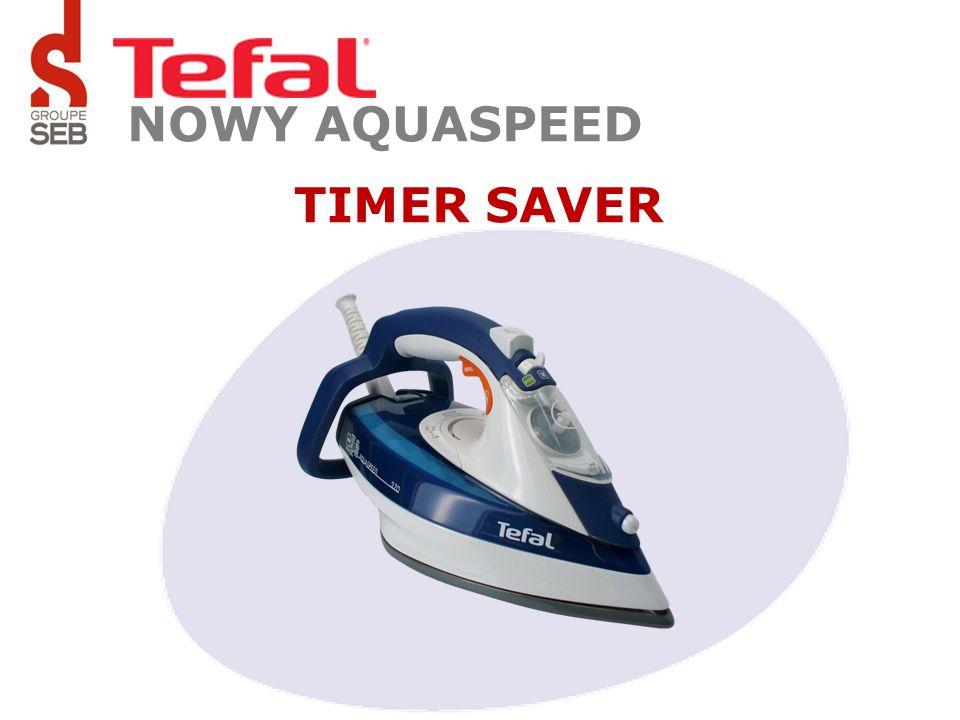 AQUASPEED – krótki rys hitoryczny Dwa segmenty cenowe [200-300, +300PLN] w których sprzedaje się Aquaspeed generują 25% wartości całego rynku żelazek.