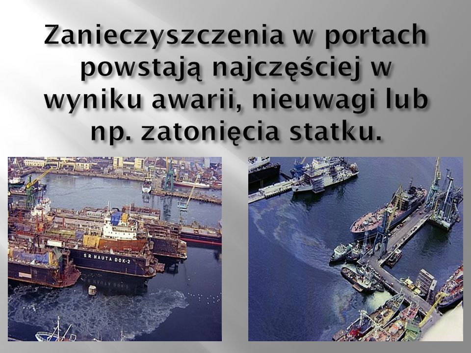 Podobny problem można było zauważyć w przypadku statku Torm Aleksandria przewróconego w porcie Monrowia.