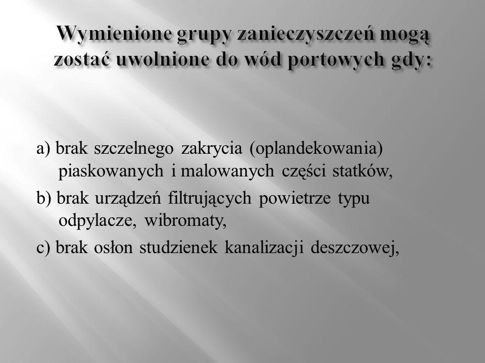 www.portalmorski.pl http://mateusz-marzec.pl/toptenz/ 10_najwiekszych_katastrof_ekologicznych_zwiazanych_ze_skarzeniem_ropa_naftowa.html http://www.gospodarka.stetinum.pl/pl/wiadomosci/szczecinskie_firmy/Port_zamierza_kupic_dwa_statki_portowe http://www.pojazdyspecjalne.com.pl/glowna.php?szcz=1fa http://www.eurotech.opole.pl/oferta/ochrona_srodowiska/hydrofobowe.htm http://www.eurotech.opole.pl/oferta/ochrona_srodowiska/zapory.htm http://happy-end.com.pl/mrns-4030-mata-sorpcyjna-wzmocniona-antyposlizgowa-p-577.html http://www.4mare.com/blog_pl/?tag=port http://my.opera.com/kruk/blog/show.dml/207414 http://www.national-geographic.pl/artykuly/pokaz/gleboki-dylemat-zatoka-meksykanska-kopiuj-1-1/ http://ziemianarozdrozu.pl/artykul/1345/czy-katastrofa-w-zatoce-meksykanskiej-jest-najwiekszym-wyciekiem-ropy-w- historii http://gdansk.naszemiasto.pl/serwisy/fundusze_unijne/466130,niebezpieczna-ropa,id,t.html http://www.awa.gda.pl/zapory-parkanowe-flexi,34.html http://www.sebekfireman.host247.pl/straz/wiedza/n18.htm http://www.abc.com.pl/serwis/du/2004/0323.htm http://www.abc.com.pl/serwis/du/1995/0243.htm http://www.am.szczecin.pl/userfiles/File/wydawnictwo/ZN_13/Soliwoda.pdf