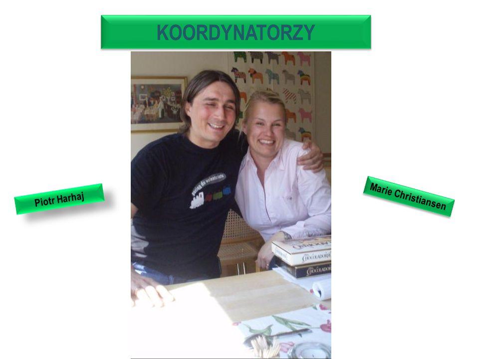 Piotr Harhaj Marie Christiansen KOORDYNATORZY