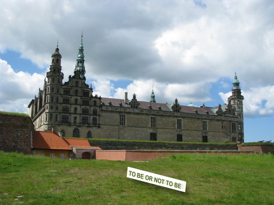 Zamek sprzyjał nawiązywaniu nowych przyjaźni ;)