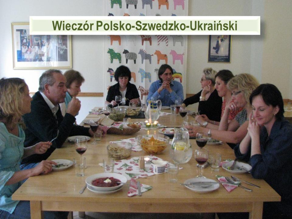 Wieczór Polsko-Szwedzko-Ukraiński