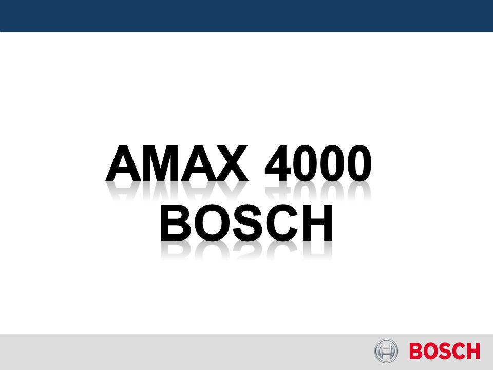 Security Systems AMAX 4000 Bardzo duże możliwości w zakresie rozbudowy i dodatkowych funkcjonalności.