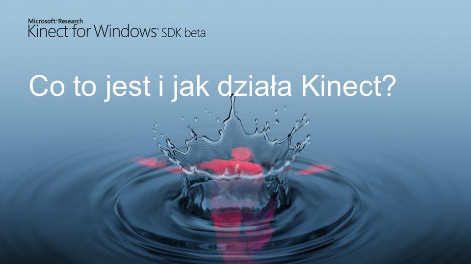 Co to jest i jak działa Kinect?
