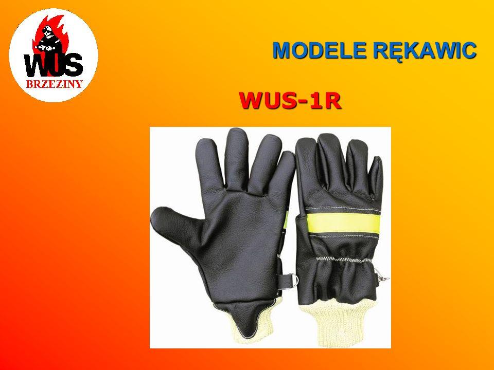 MODELE RĘKAWIC MODELE RĘKAWIC WUS-1R WUS-1R