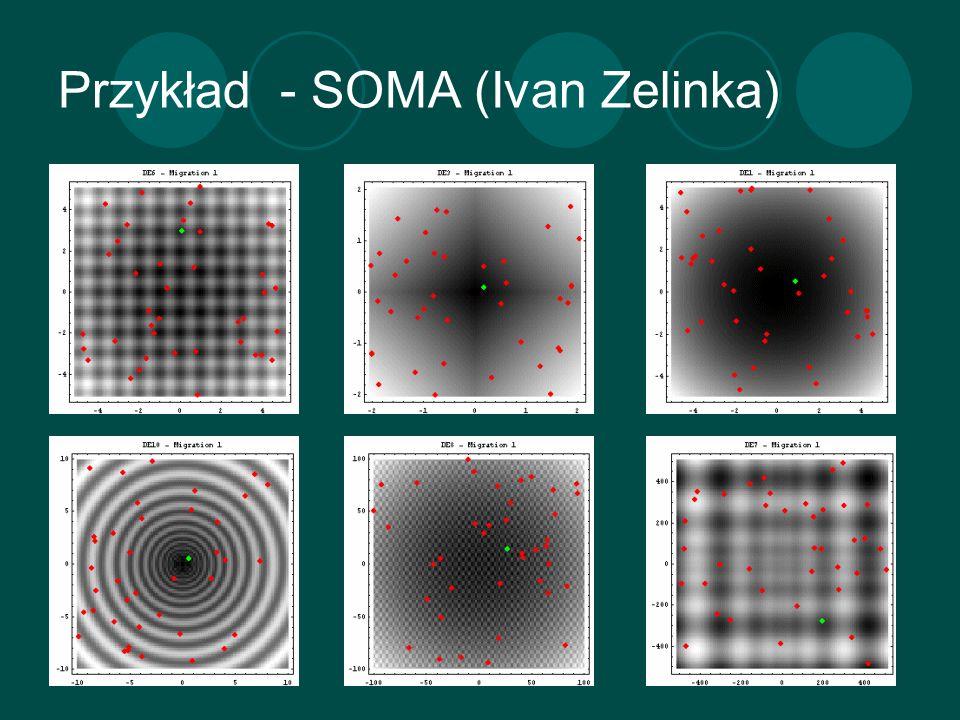 Przykład - SOMA (Ivan Zelinka)