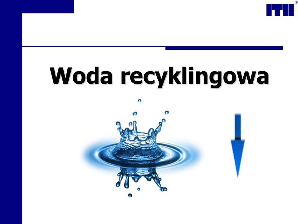 Woda recyklingowa