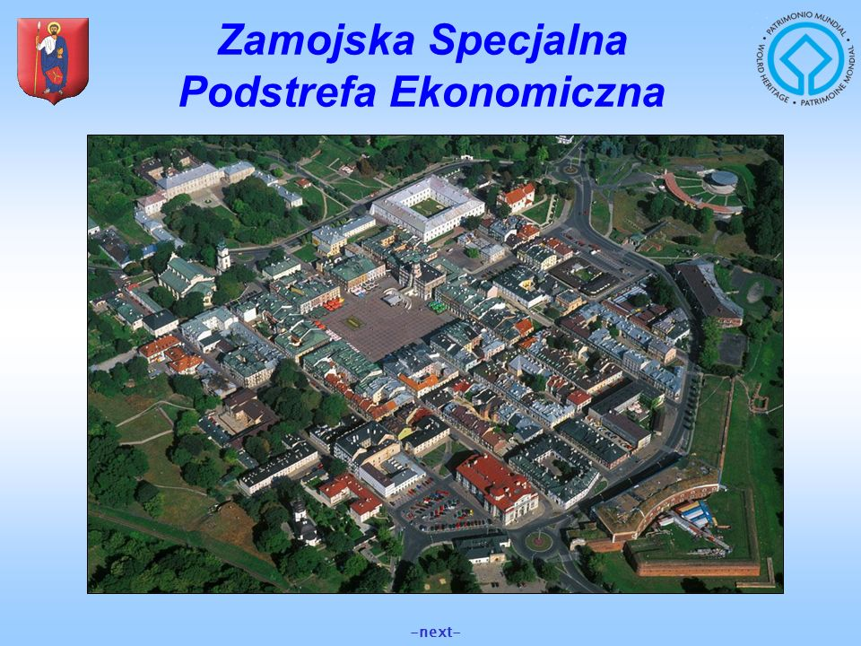 Zamojska Specjalna Podstrefa Ekonomiczna -next-
