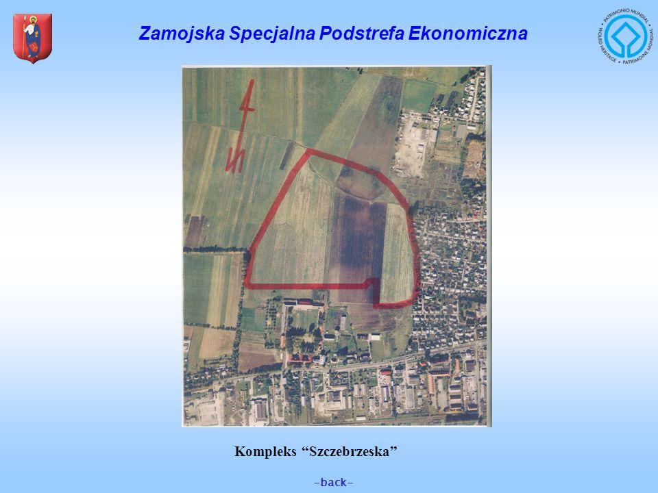 Kompleks Szczebrzeska Zamojska Specjalna Podstrefa Ekonomiczna -back-