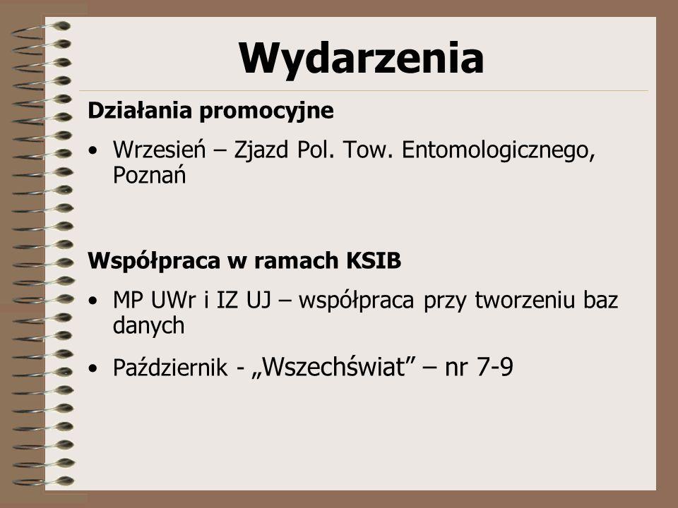 Wydarzenia Działania promocyjne Wrzesień – Zjazd Pol.