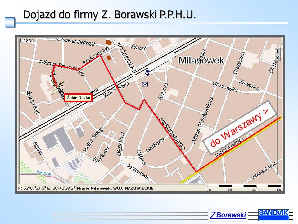 do Warszawy >